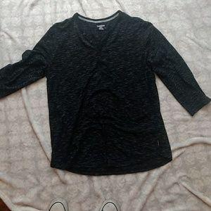 Mens express quarter length shirt